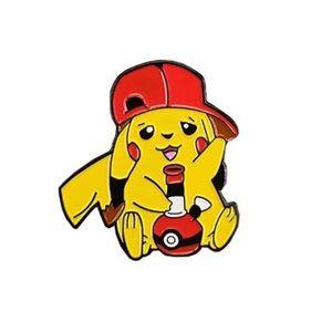 Jewelry - COMING SOON! Pokémon Pikachu Stoner Enamel Pin